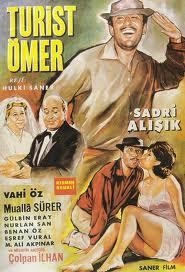 Turist Ömer 1964 Sadri Alışık izle