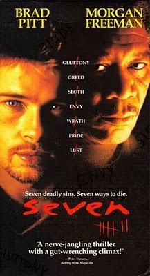 Seven 1995 Türkçe Dublaj izle